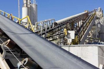 Material-Handling-Coal-Conveyor